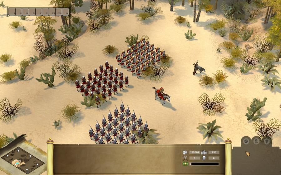 Praetorians HD Remaster Screenshot 4