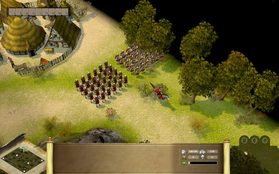 Praetorians HD Remaster Screenshot 2