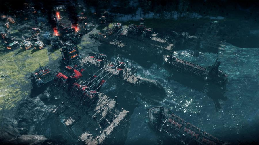 Frostpunk - The Last Autumn (DLC) Screenshot 2