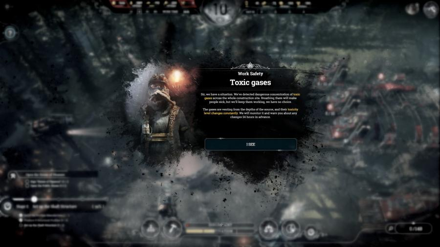 Frostpunk - The Last Autumn (DLC) Screenshot 5
