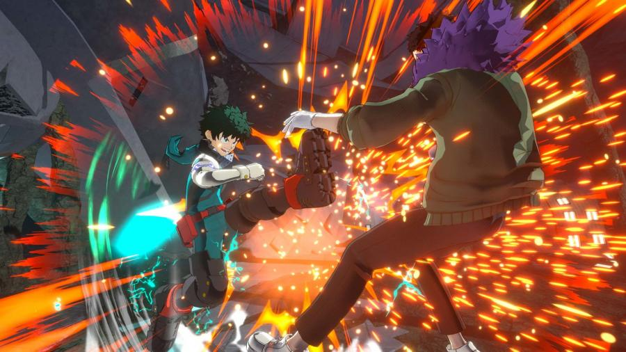 My Hero One's Justice 2 - Deluxe Edition Screenshot 6