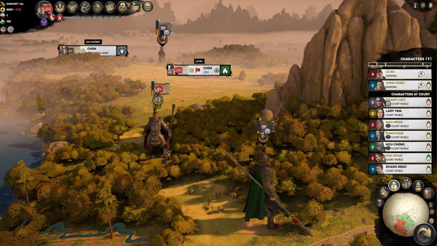 Total War Three Kingdoms - A World Betrayed (DLC) Screenshot 8