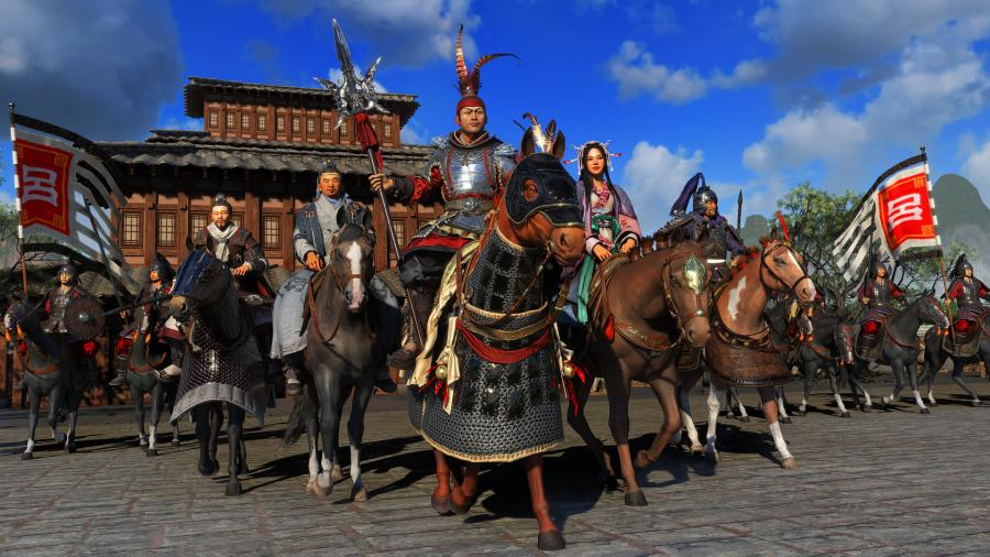 Total War Three Kingdoms - A World Betrayed (DLC) Screenshot 2