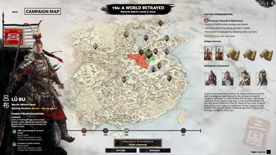 Total War Three Kingdoms - A World Betrayed (DLC) Screenshot 7