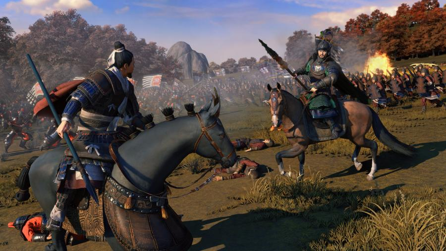 Total War Three Kingdoms - A World Betrayed (DLC) Screenshot 3