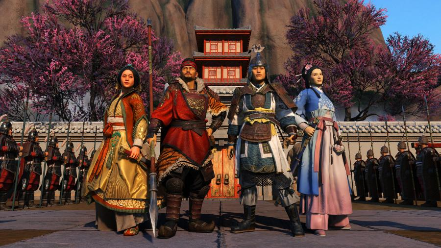 Total War Three Kingdoms - A World Betrayed (DLC) Screenshot 6