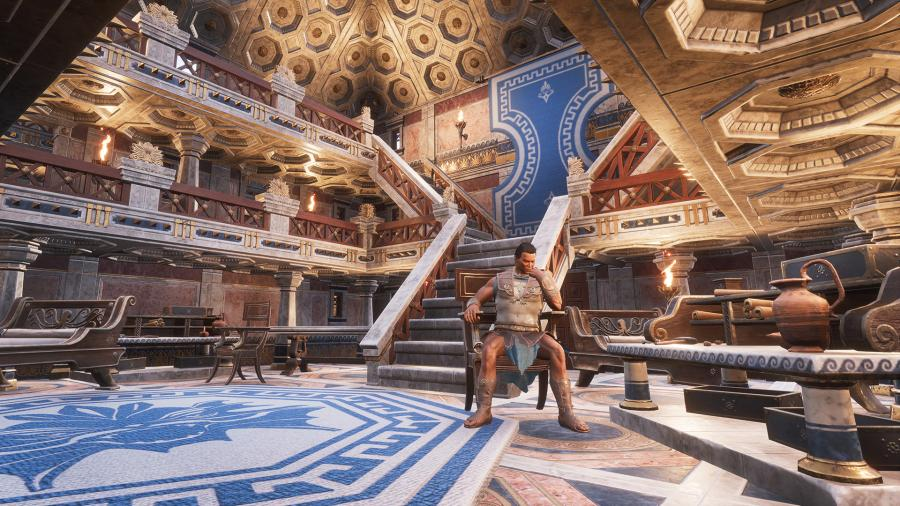 Conan Exiles - Architects of Argos Pack (DLC) Screenshot 8