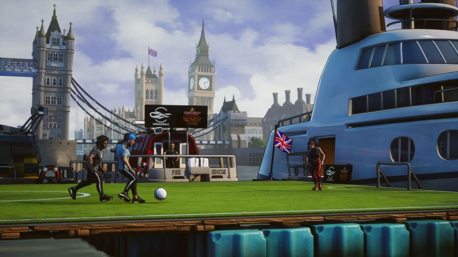 Street Power Football Screenshot 7