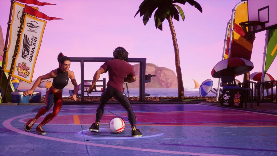 Street Power Football Screenshot 6