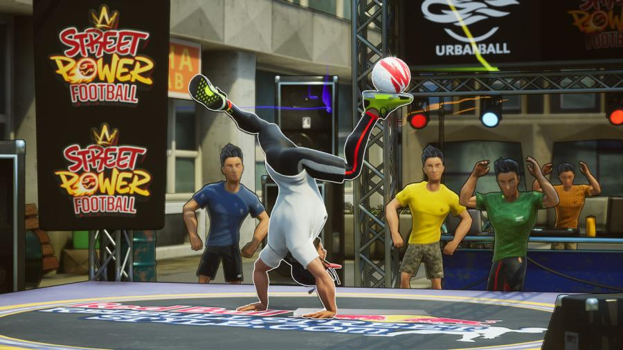 Street Power Football Screenshot 2