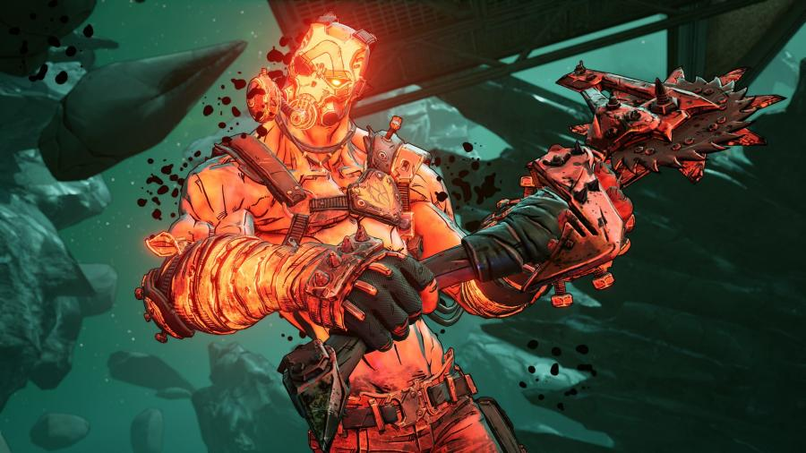 Borderlands 3 - Psycho Krieg and the Fantastic Fustercluck DLC (Steam Key) Screenshot 8