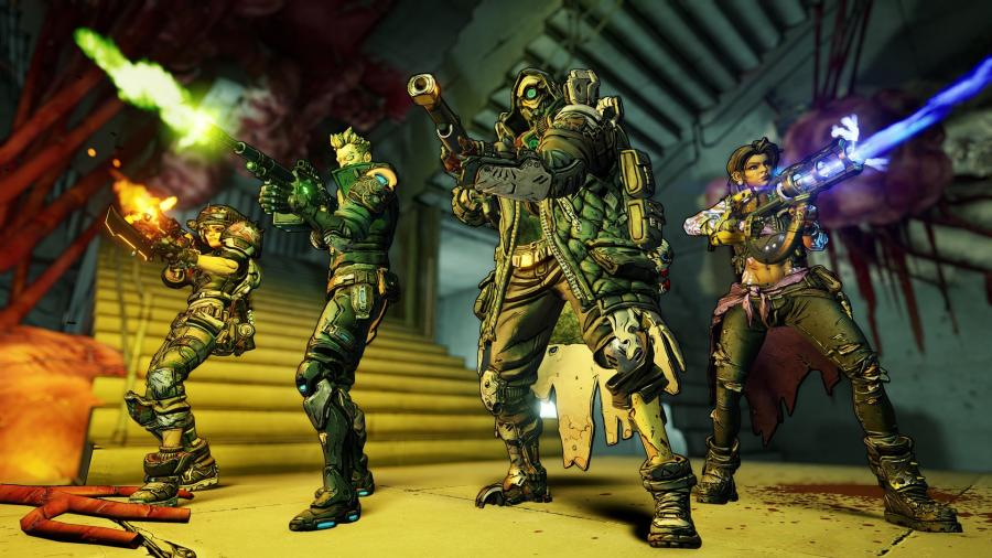 Borderlands 3 - Psycho Krieg and the Fantastic Fustercluck DLC (Steam Key) Screenshot 2