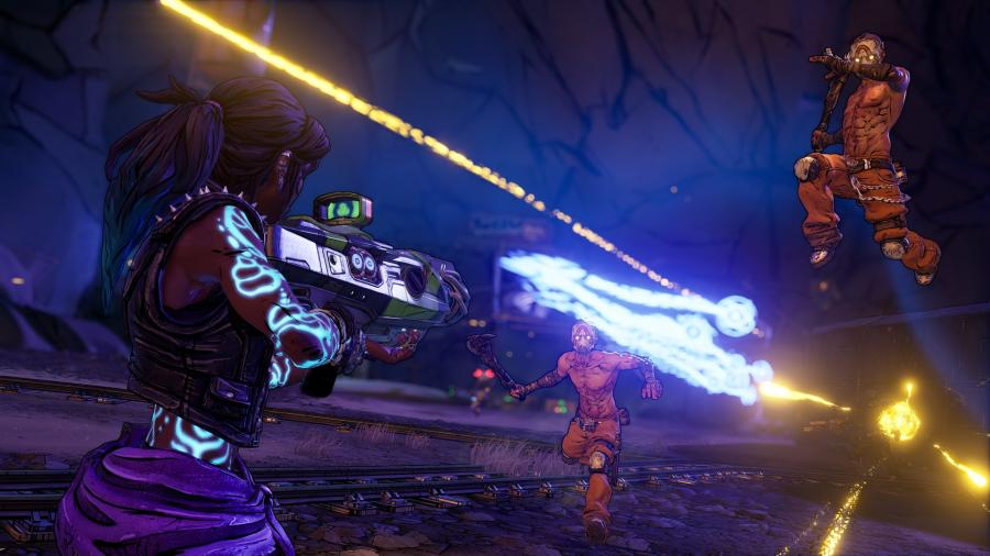 Borderlands 3 - Psycho Krieg and the Fantastic Fustercluck DLC (Steam Key) Screenshot 4