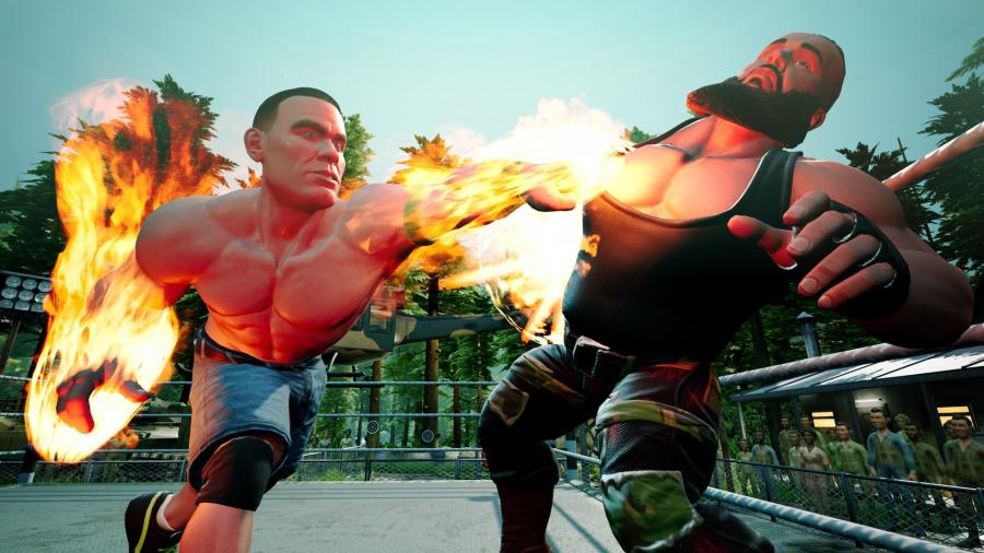 WWE 2K Battlegrounds [EU Key] Screenshot 2