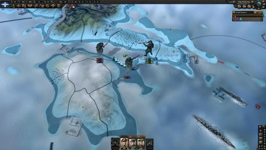 Hearts of Iron IV - Battle for the Bosporus (DLC) Screenshot 4