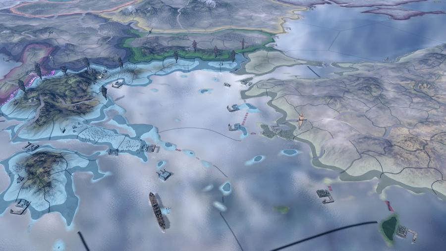 Hearts of Iron IV - Battle for the Bosporus (DLC) Screenshot 3