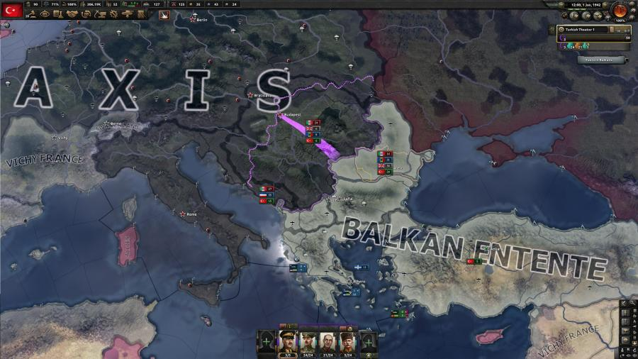 Hearts of Iron IV - Battle for the Bosporus (DLC) Screenshot 7