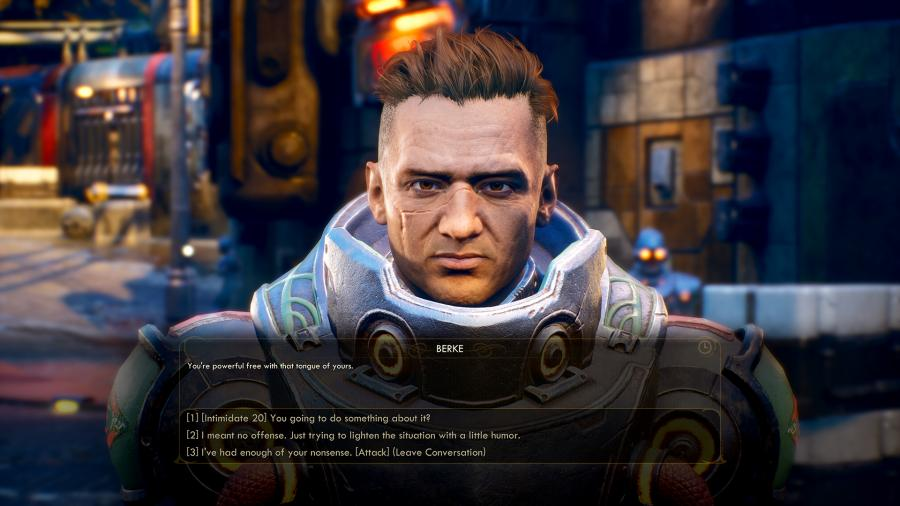 The Outer Worlds - Steam Key [EU] Screenshot 3