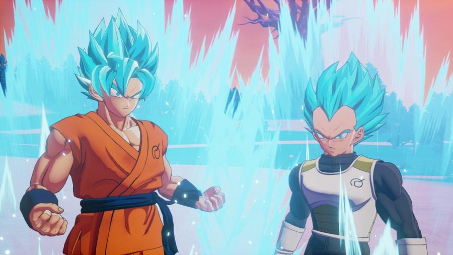 Dragon Ball Z Kakarot - A New Power Awakens Set (DLC) Screenshot 3