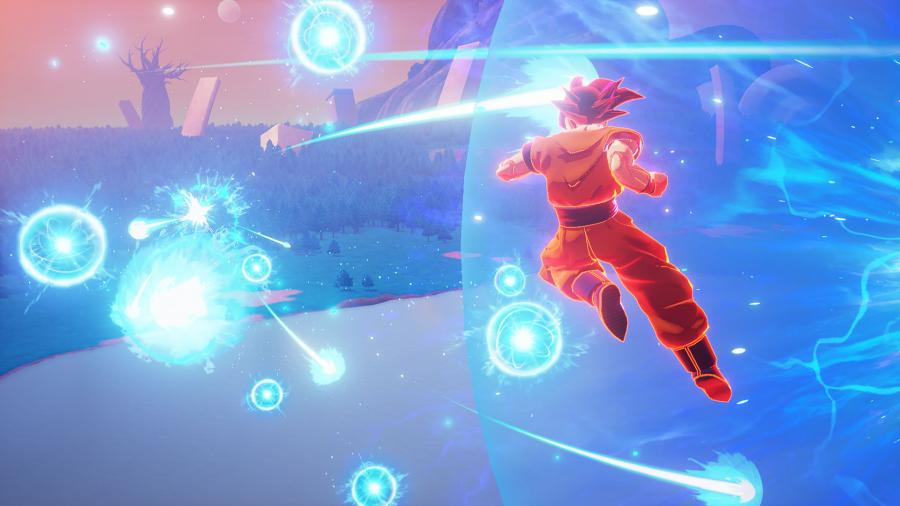 Dragon Ball Z Kakarot - A New Power Awakens Set (DLC) Screenshot 5