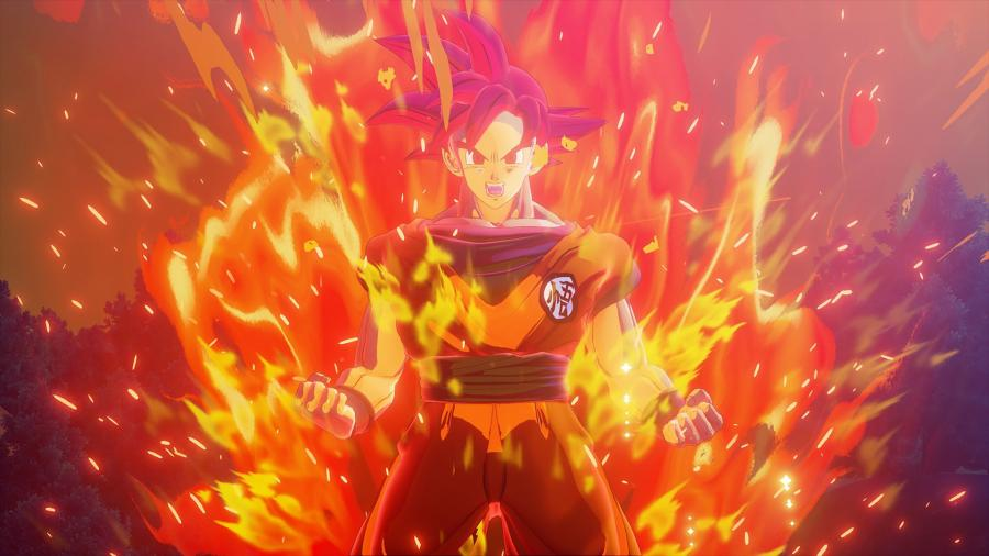 Dragon Ball Z Kakarot - A New Power Awakens Set (DLC) Screenshot 6
